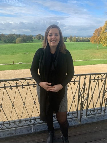 Sophie - Event Manager at Rockbeare Manor