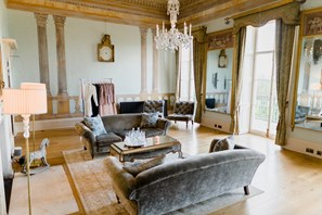 Drawing Room at Rockbeare Manor Exeter