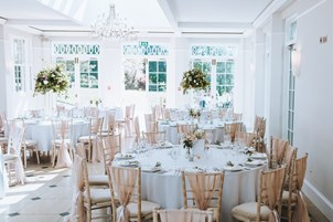 Ballroom wedding venues in Devon Rockbeare Manor